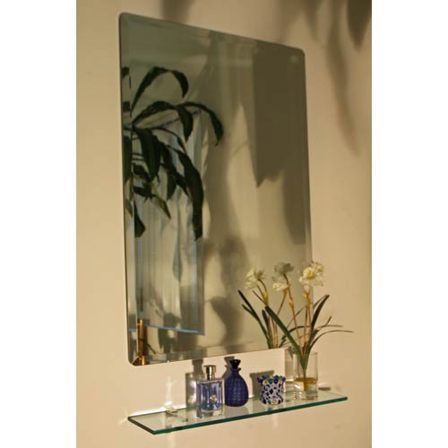 Regency 24 x 36 Rectangular Beveled Edge Mirror