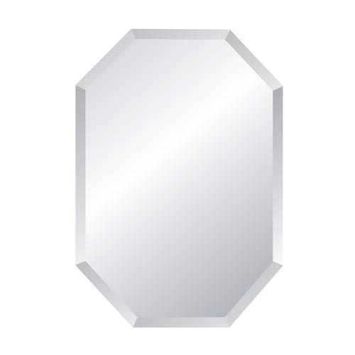 Regency Octagon 20 x 30 Beveled Edge Mirror