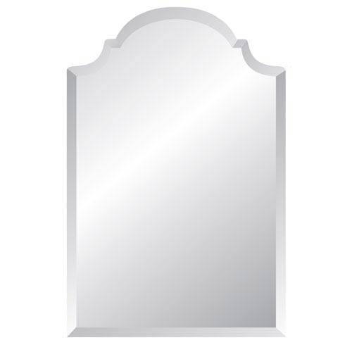frameless beveled mirror. Regency Regal 24 X 36 Beveled Edge Mirror Frameless