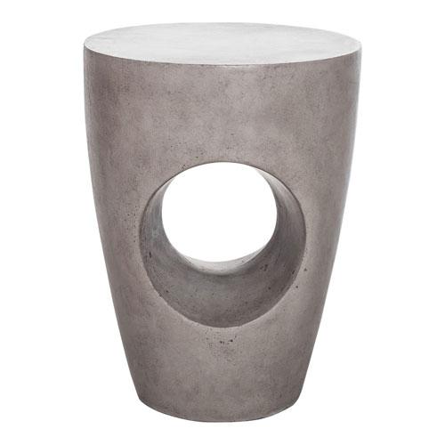 Aylard Fiber Stone Stool