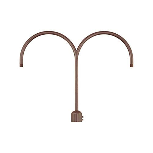 Millennium Lighting R Series Architectural Bronze Post Adapter