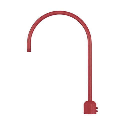 R Series Satin Red Post Adapter