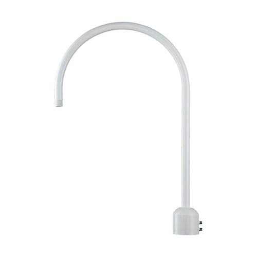 R Series White Post Adapter
