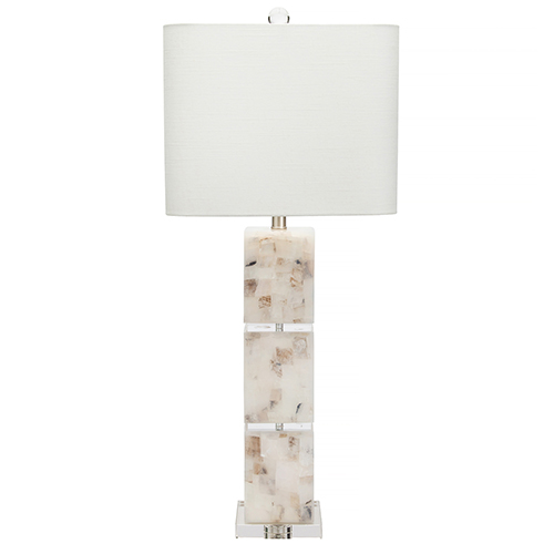 Darcy Calcite 36-Inch One-Light Table Lamp