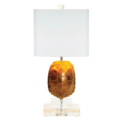 Global Explorations India Gold One Light Mini Lamp