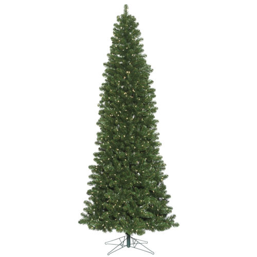 Oregon Slim Green 900 LED Light Artificial Pre-lit Tree