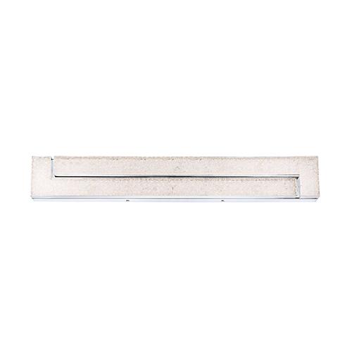 Santi Chrome 30-Inch LED Wall Sconce