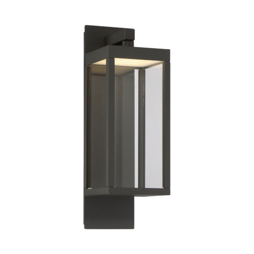 Outdoor Mount Graphite Grey 4.75-Inch LED Wall Mount