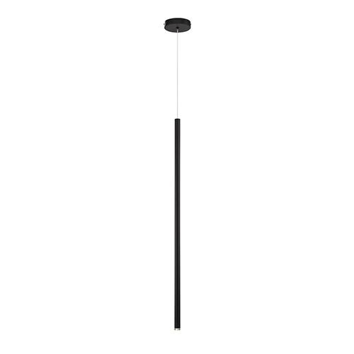 Eurofase Lighting Navada Black 1-Inch LED Mini Pendant
