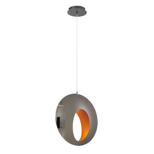 Arlington Chrome One-Light LED Pendant