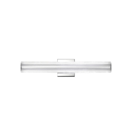 Landor Chrome 24-Inch ADA LED Bath Bar