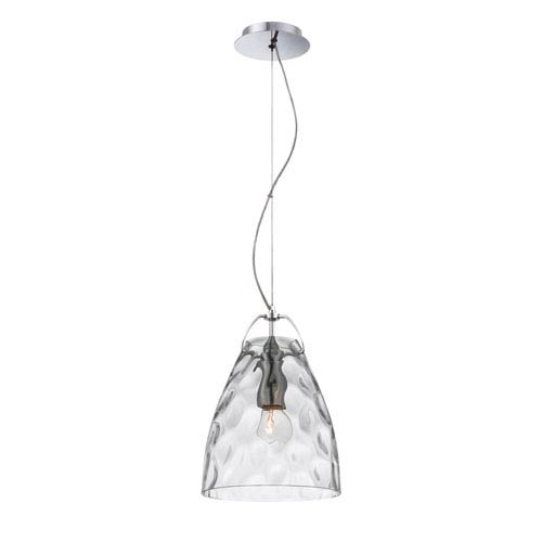 Amero Clear One Light Small Pendant with Clear Shade
