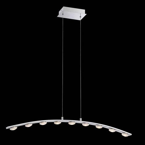 Richmond Chrome LED Pendant