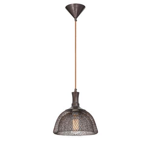 Filo Bronze 10-Inch One-Light Pendant