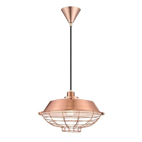 London Copper One-Light Pendant