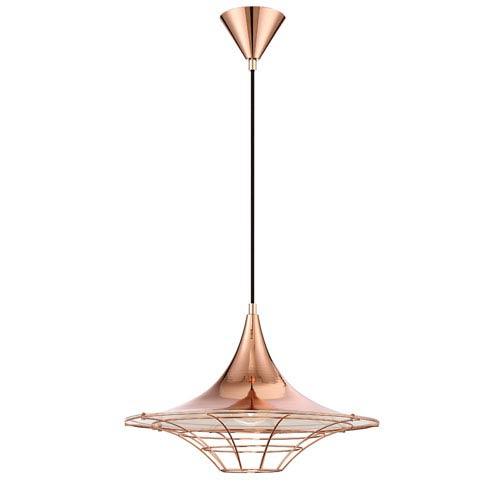Windsor Copper One-Light Pendant