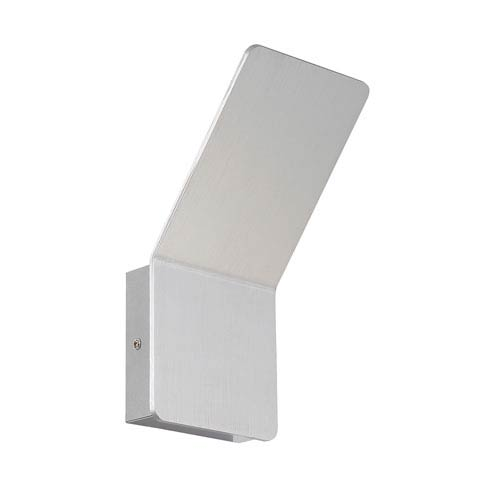 Delroy Aluminum LED One-Light Wall Sconce