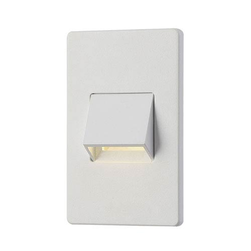 White LED In-Wall Recessed Light