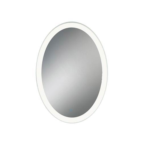 25 X 35-Inch LED Lighted Wall Mirror