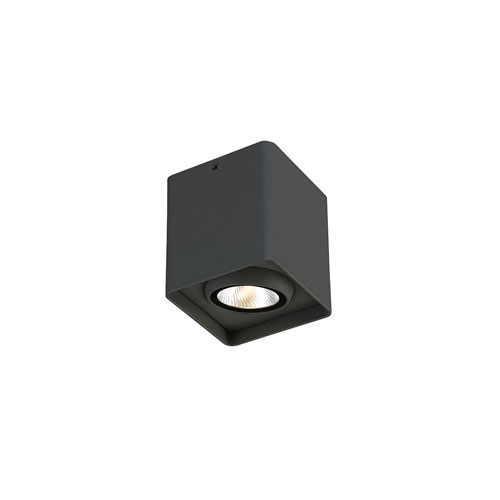 Graphite Grey LED Outdoor Surface Mount