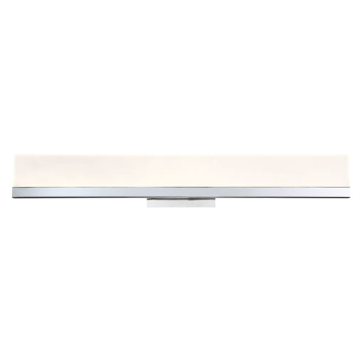 Eurofase Lighting Sole Chrome 32-Inch LED Wall Sconce