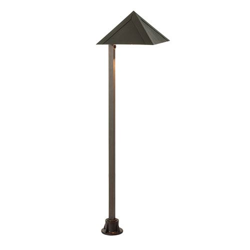 Antique Bronze 19-Inch LED Outdoor Path Light