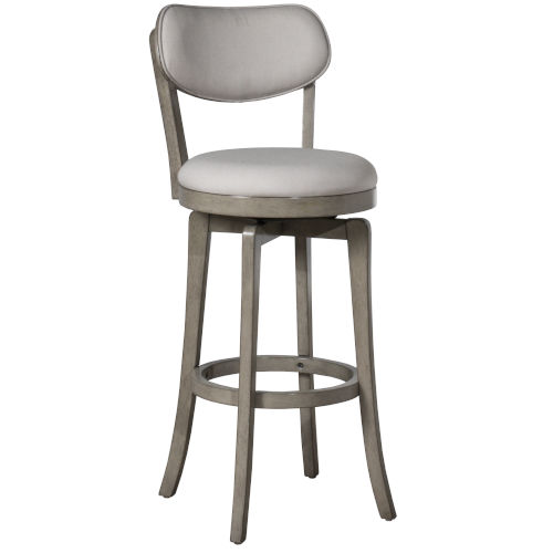 Sloan Aged Gray Bar Height Stool