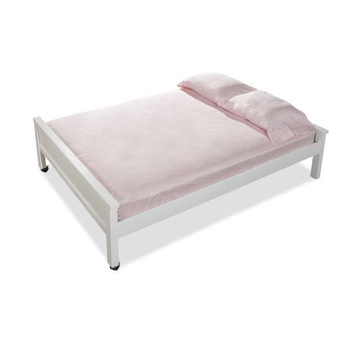 Highlands White Full Lower Bed