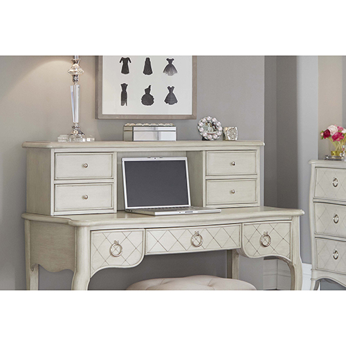 Ne Kids Angela Desk Hutch 7107 779 Bellacor
