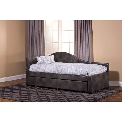 Winterberry Gray Daybed with Trundle