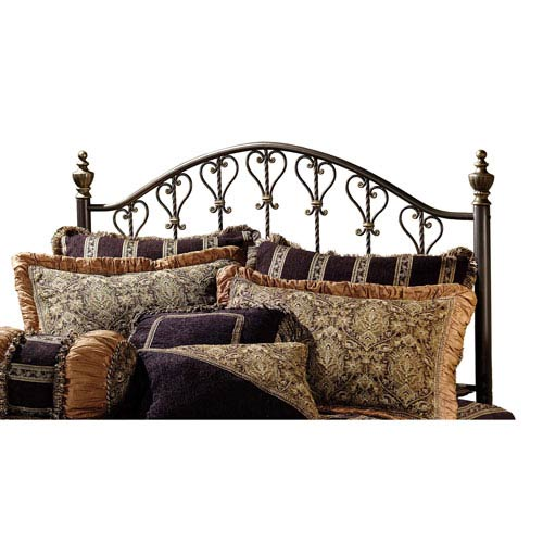 Hillsdale Furniture Huntley Dusty Bronze Full/Queen Headboard Only