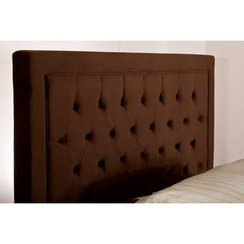 Hillsdale Furniture Kaylie Chocolate Headboard King with Rails