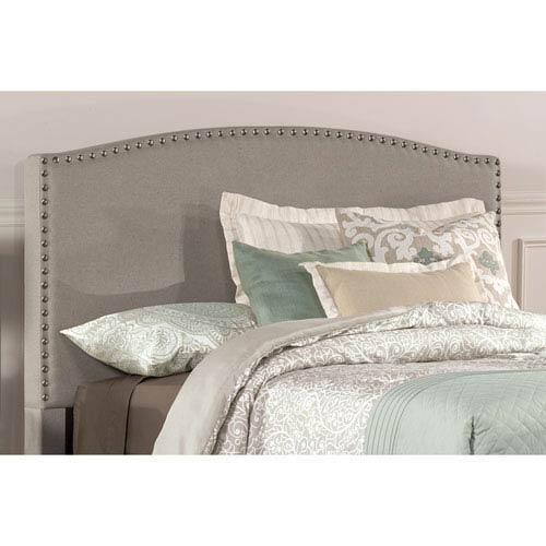 Hillsdale Furniture Kerstein Dove Gray Queen Headboard With Frame