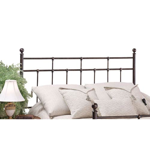 Hillsdale Furniture Providence Antique Bronze King Headboard Only
