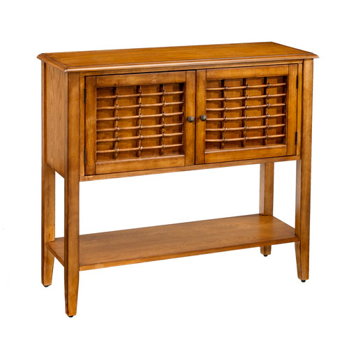 Hillsdale Furniture Bayberry Oak Sideboard Buffet