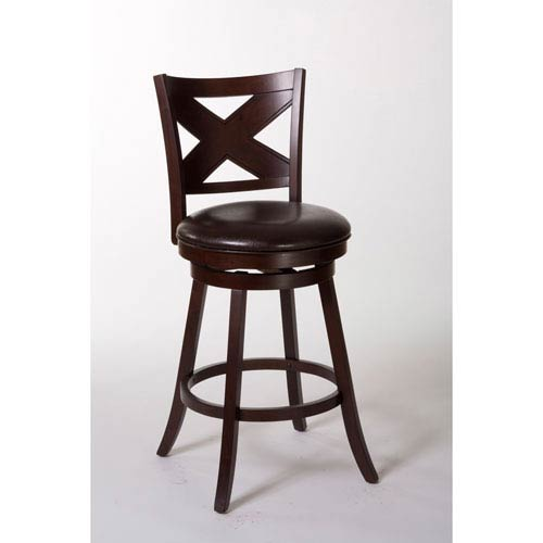 Hillsdale Furniture Ashbrook Cherry Swivel Counter Stool 5209 826