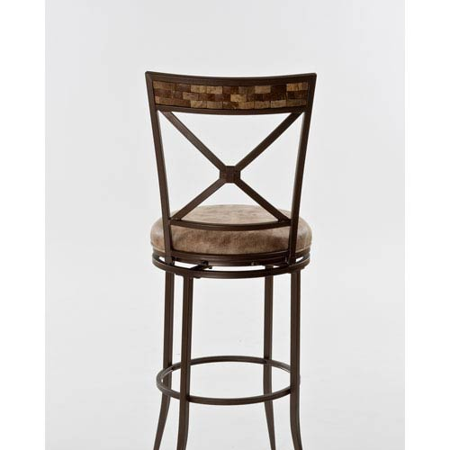 Hillsdale Furniture Burrell Swivel Bar Stool 5170 830