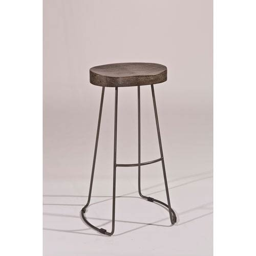 Hillsdale Furniture Hobbs Tractor Non-Swivel Counter Stool