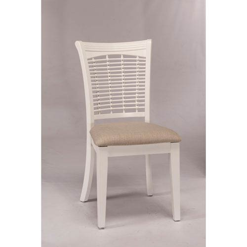 Bayberry White Dining Chair, Set of 2