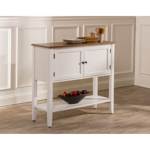 Hillsdale Furniture Bayberry White Server