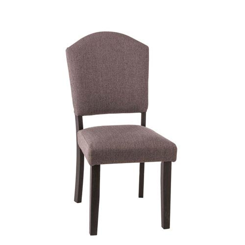 Emerson Black Parson Dining Chair, Set of 2