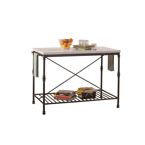Black Kitchen Islands And Carts Free Shipping | Bellacor