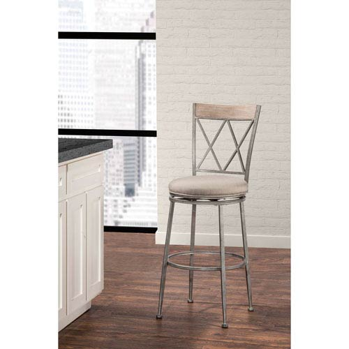 Indoor / Outdoor Stewart Swivel Counter Stool