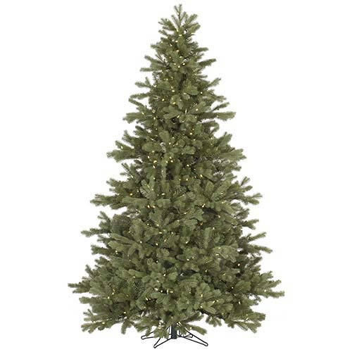 vickerman frasier fir green 75 foot x 60 inch christmas tree with 750 warm white - Frasier Christmas Tree