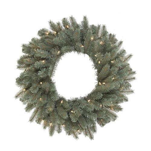 48 In. Colorado Blue Wreath
