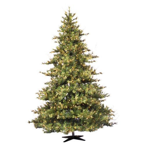 7 Ft. 6 In. Mix Country Tree
