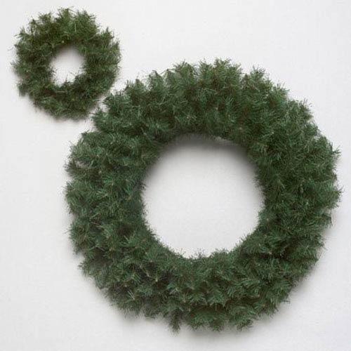 Canadian Pine 72-Inch Wreath w/1440 Tips