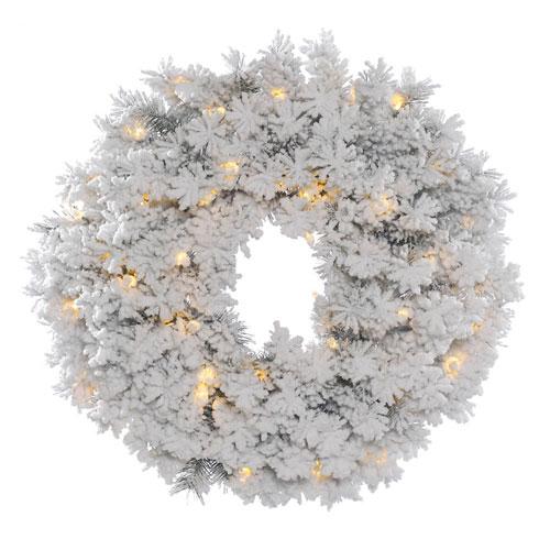 24 In. Flk Alaskan Wreath
