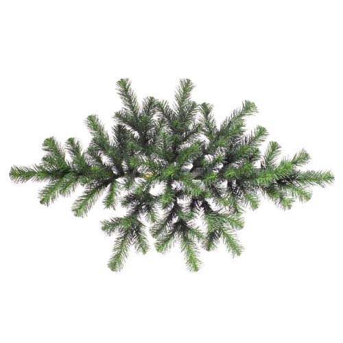 Green Douglas Fir Swag 24-inch