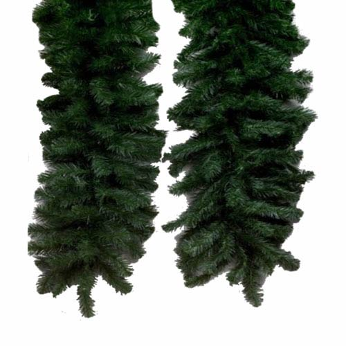 Green 9 Foot Douglas Fir Swag Garland